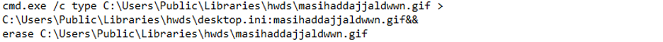 ADS Command Line Abuse